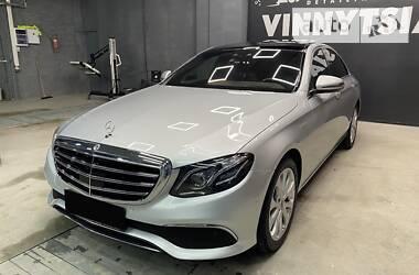 Mercedes-Benz E 220 2018 в Вінниці