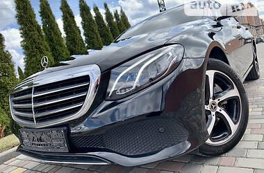 Mercedes-Benz E 220 2019 в Днепре