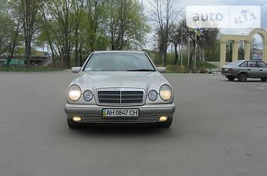 Mercedes-Benz E 230 1997 в Краматорске