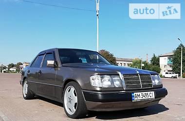 Mercedes-Benz E 230 1989 в Житомире