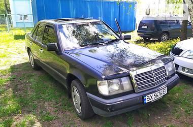 Mercedes-Benz E 230 1989 в Нетешине