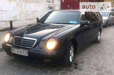 Mercedes-Benz E 240 2000 в Львове