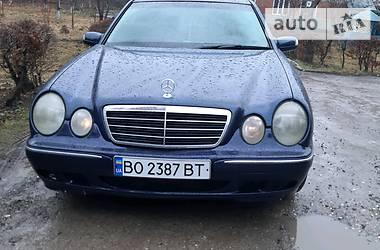 Mercedes-Benz E 240 2000 в Тернополе