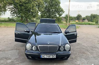 Mercedes-Benz E 240 2000 в Владимир-Волынском