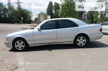 Mercedes-Benz E 270 2002 в Запорожье
