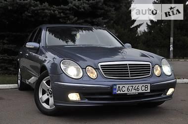 Mercedes-Benz E 270 2003 в Ровно