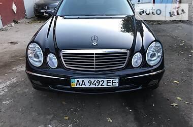 Mercedes-Benz E 270 2004 в Киеве