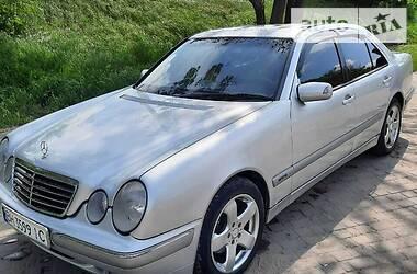 Седан Mercedes-Benz E 270 2000 в Одессе