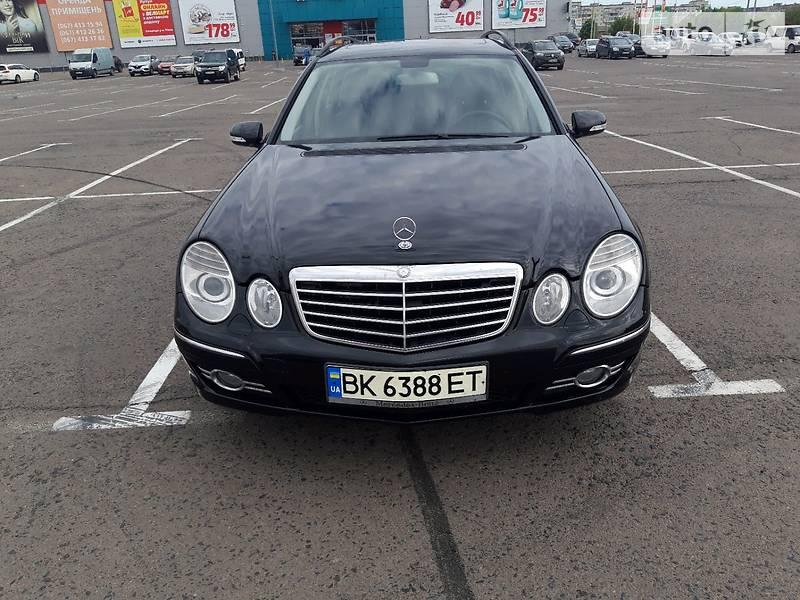 Унiверсал Mercedes-Benz E 280 2006 в Рівному