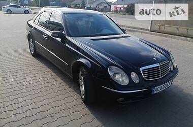 Mercedes-Benz E 280 2005 в Владимир-Волынском