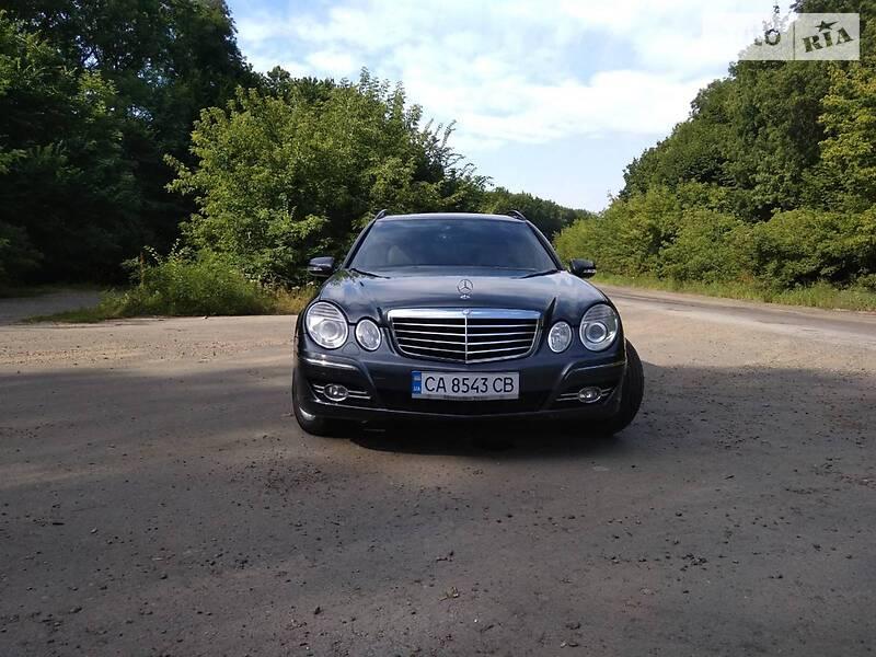 Унiверсал Mercedes-Benz E 280 2008 в Умані