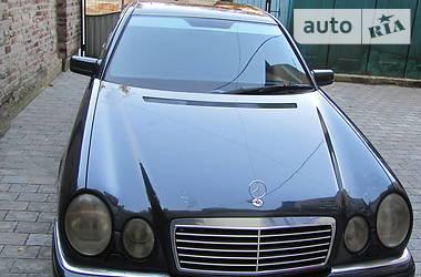 Mercedes-Benz E 290 1998 в Львове