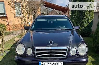 Универсал Mercedes-Benz E 290 1997 в Ужгороде