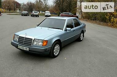 Mercedes-Benz E 300 1991 в Харькове