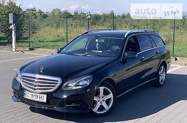 Mercedes-Benz E 300 2013 в Стрые