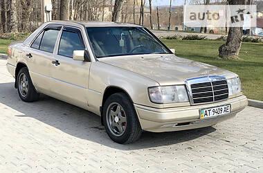 Mercedes-Benz E 300 1989 в Черновцах