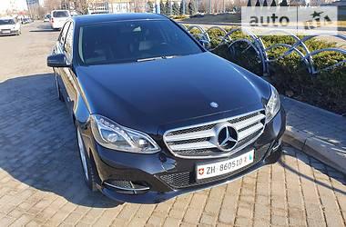 Mercedes-Benz E 300 2014 в Одессе
