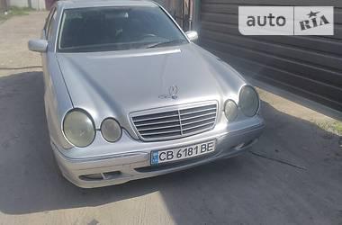 Mercedes-Benz E 320 2000 в Чернигове