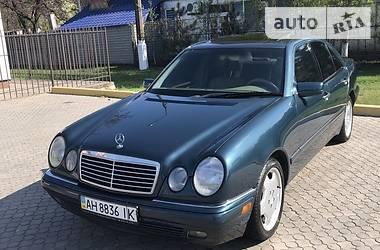 Mercedes-Benz E 320 1999 в Донецке