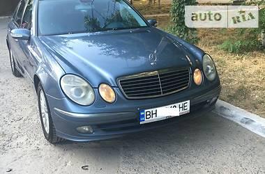 Mercedes-Benz E 320 2003 в Одессе