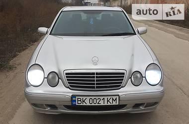 Mercedes-Benz E 320 2000 в Ровно