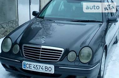 Mercedes-Benz E 320 2000 в Кельменцах