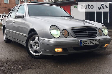 Mercedes-Benz E 320 2001 в Тернополе