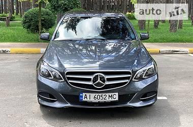 Седан Mercedes-Benz E 350 2015 в Киеве