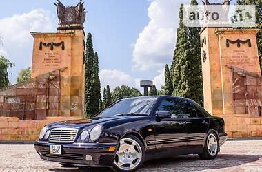 Mercedes-Benz E 420 1997 в Львові
