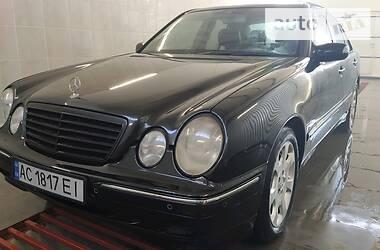 Mercedes-Benz E 430 2001 в Владимир-Волынском