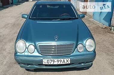 Mercedes-Benz E 430 2001 в Северодонецке