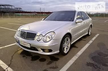 Mercedes-Benz E 500 2002 в Киеве
