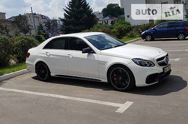 Mercedes-Benz E 63 AMG 2014 в Харькове