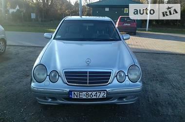 Mercedes-Benz E-Class All-Terrain 2000 в Городке