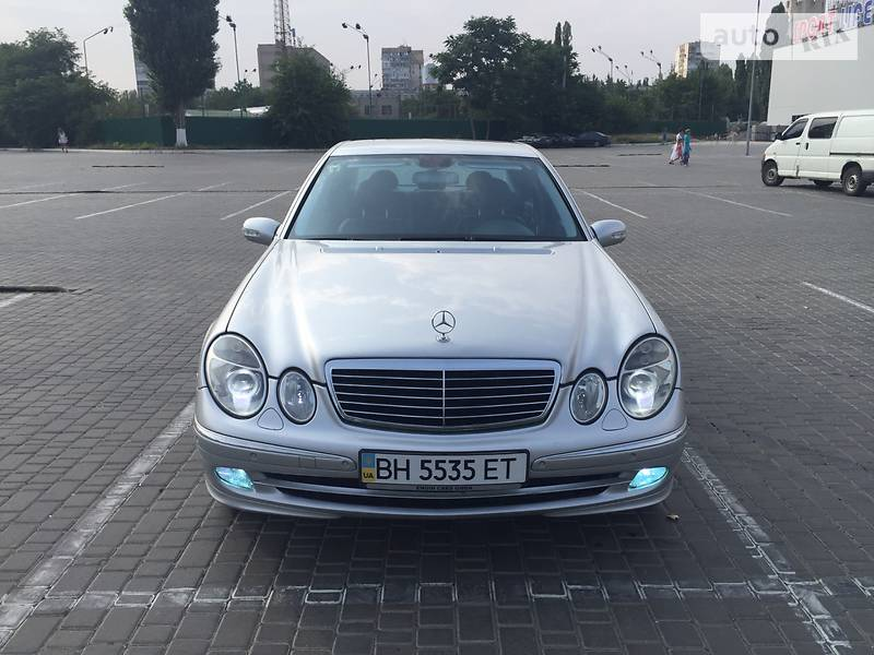Mercedes E-Class 2005 года в Одессе