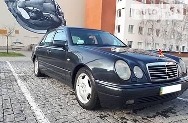 Mercedes-Benz E-Class W210 E240 1998