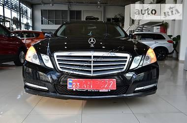 Mercedes-Benz E-Class 2012 в Хмельницком