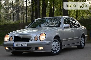 Mercedes-Benz E-Class 2002 в Дрогобыче