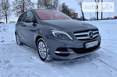 Mercedes-Benz Electric Drive 2015 в Рівному