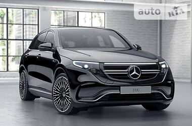 Mercedes-Benz EQC 2020 в Киеве