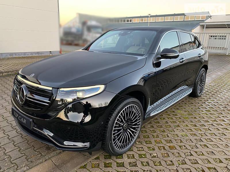 Mercedes-Benz EQC 2019 в Киеве