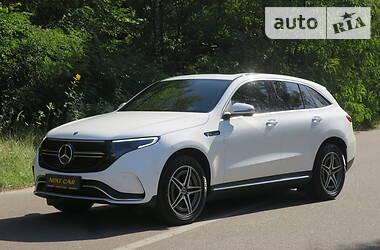 Mercedes-Benz EQC 2020 в Киеве