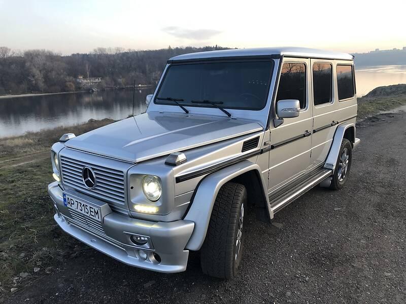 Mercedes-Benz G 300 1990 в Запорожье