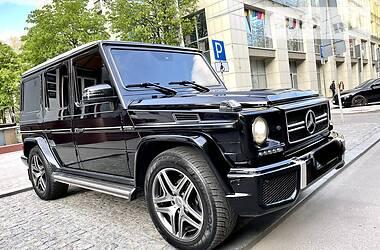 Внедорожник / Кроссовер Mercedes-Benz G 350 2011 в Киеве