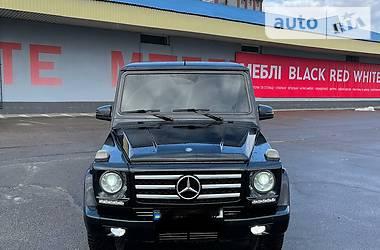 Внедорожник / Кроссовер Mercedes-Benz G 400 2000 в Львове