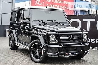 Mercedes-Benz G 500 2012 в Киеве