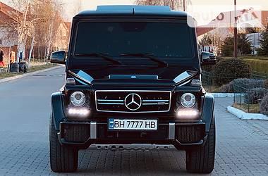 Mercedes-Benz G 500 2012 в Одессе
