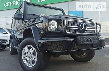 Внедорожник / Кроссовер Mercedes-Benz G 500 2011 в Киеве