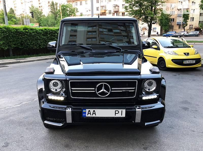 Mercedes-Benz G 55 AMG 2007 в Киеве