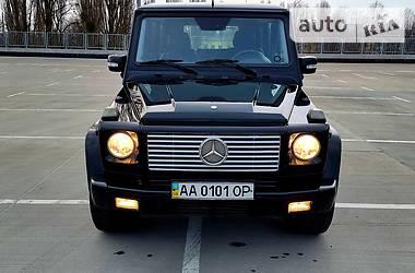 Внедорожник / Кроссовер Mercedes-Benz G 55 AMG 2004 в Киеве